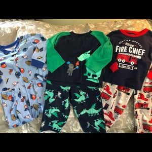 Huge closet clean out baby boy 12 18 months 38pcs